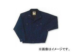 ラカン 綿防寒ジャンパー ネイビー 4L C1060