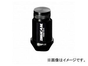 デジキャン アルミレーシングナット ブラック 19HEX袋 P1.5 45mm 入数:1セット(16本入) ホンダ シャトル GK5/6 2015年05月〜