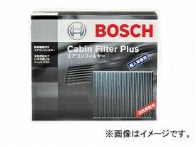 ボッシュ キャビンフィルタープラス エアコンフィルター 脱臭タイプ ボルボ S80 I
