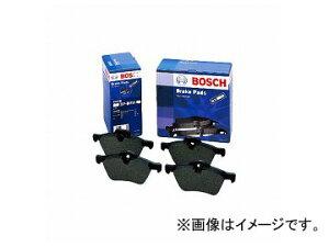 ボッシュ ブレーキパッド フロント スマート スマート[450] クロスブレード 0.6 GH-MC01X 160.920 600cc 2002年10月〜2004年01月