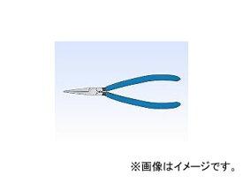 室本鉄工/muromoto ロングハンドルフラットノーズプライヤ L70