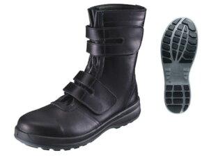 シモン/Simon 安全靴 SX3層底 トリセオ 8538 黒 サイズ:23.5〜28