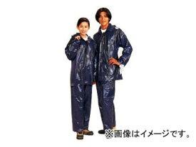 川西工業/KAWANISHI ビニール合羽 #1100 ネイビー サイズ:M〜3L