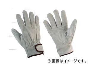 ミタニ/MITANI 牛床革手袋レンジャー 10双入 サイズ:M〜LL 入数:12組