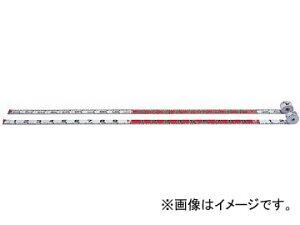 ヤマヨ/YAMAYO リボンロッド両サイド60E-1 現場記録写真用巻尺 R6A10 長さ:10m JAN:4957111596549