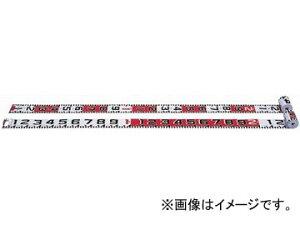 ヤマヨ/YAMAYO リボンロッド両サイド100E-2 現場記録写真用巻尺 R10B5 長さ:5m JAN:4957111595030