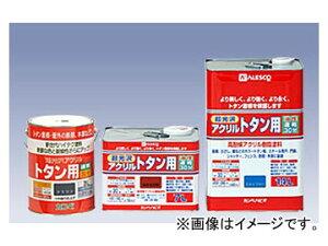 カンペハピオ/KanpeHapio トタン専用塗料 超光沢アクリルトタン用 シルバー・クリーム色他 7L 266