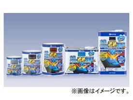カンペハピオ/KanpeHapio 水性シリコン遮熱 屋根用塗料 ブルー・銀黒他 14K