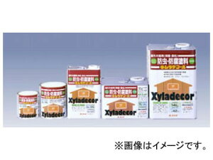 カンペハピオ/KanpeHapio 防虫・防腐塗料 キシラデコール 0.7L 入数:6缶