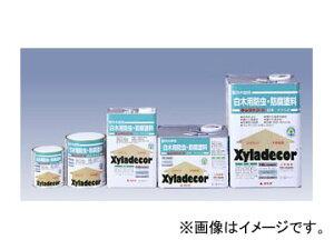 カンペハピオ/KanpeHapio 白木用防虫・防腐塗料 キシラデコール白木やすらぎ 1.6L 入数:6缶
