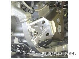 2輪 ワークスコネクション エンジンケースガード WC23-492 スズキ RM-Z450 2007年 入数:左右セット