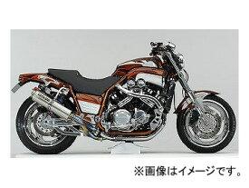 2輪 OVER マフラー GP-PERFORMANCE フルチタン S/O 10-34-TT ヤマハ V-MAX1200 JAN:4539770087509