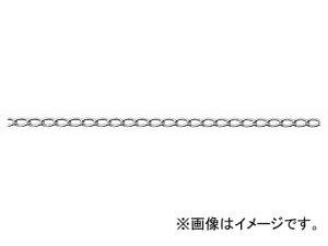 ニッサチェイン/NISSA CHAIN マンテル ステンレス 電解研磨 30m SM16L JAN:4968462061501