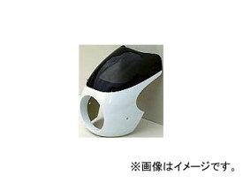 2輪 ガルクラフト ビキニカウル TYPE-C GBC-013G 白ゲルコート仕様 ヤマハ XJR400