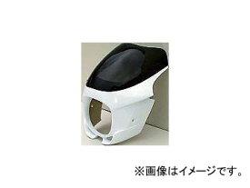 2輪 ガルクラフト ビキニカウル TYPE-S GBS-004G 白ゲルコート仕様 ヤマハ XJR1300 〜2010年