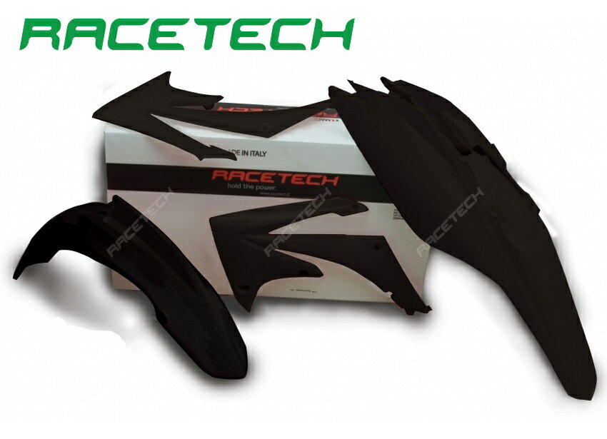 "RACETECH レーステック 外装セットCRF250/450 ""09-10"""