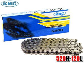 KMC赛车强化链子520H-120L 520-120L环形别针结合类型CR125翡翠XR600 CTX700 CR125 CR250 CRF250R CRF450 CBR400R WR125 YZ125 YZ250 YZF250 biragodoraggusuta YZ400 WR400