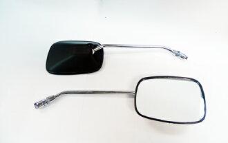 方型大型汽车后视镜 8 毫米螺丝正面左、 右设置本田铃木摩托车换成了幼崽幼崽只小幼崽 DIO DIO