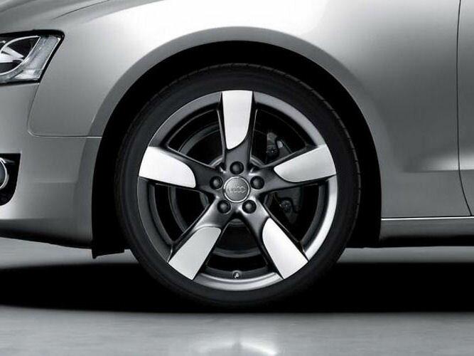 【Audi直輸入純正】アウディ A5 2008年式以降ホロウスポーク 19インチホイール※1本(ホイールのみ)