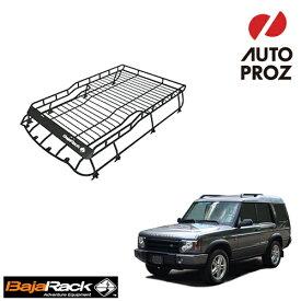 "[USバハラック 直輸入正規品] BajaRack Land Rover ランドローバーDiscovery I & IIディスカバリー1、2 1994-2004年""Standard Basket Rack""スタンダードバスケットラック(ルーフラック/ルーフバスケット)"