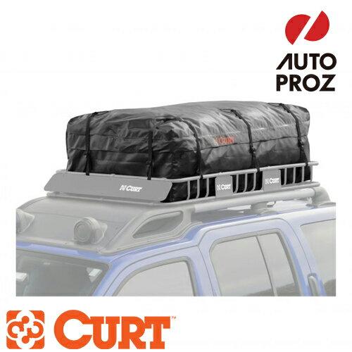【正規輸入代理店】CURT カート 防水バッグルーフトップキャリアカーゴバックルーフカーゴラック用バッグ(595リットル) メーカー保証付