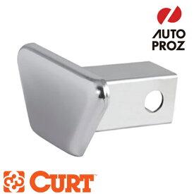 [CURT 正規品] ヒッチカバー/ヒッチキャップ 1.25インチ角 スチール製 メーカー保証付