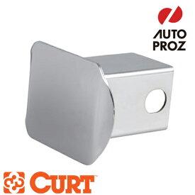 [CURT 正規品] ヒッチカバー/ヒッチキャップ 2インチ角 スチール製 メーカー保証付