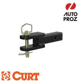 [CURT 正規品] トレーラーヒッチ用 クレビスピンボールマウント 2インチ角 メーカー保証付