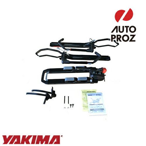 [YAKIMA 正規品] ドクタートレー 2台積載 30mm/1.25インチヒッチ角用 ※トランクヒッチ用バイクラック