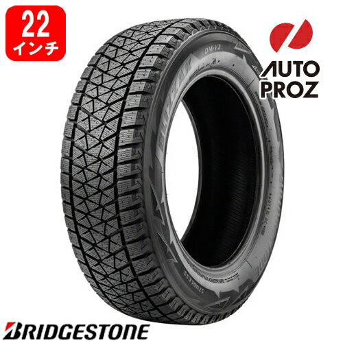 [USブリヂストン 直輸入正規品] P285/45R22 Bridgestone Blizzak ブリザック DM-V2 スタッドレスタイヤ 4本セット 製造国:日本