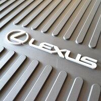 【USレクサス・直輸入純正品】Lexusレクサス新型RX350/RX450H2016年式以降(平成28年式以降)オールウェザーカーゴトレイ・カーゴマット(ラゲッジ用ラバーマット/カーゴトレー/トランクマット)※ブラック