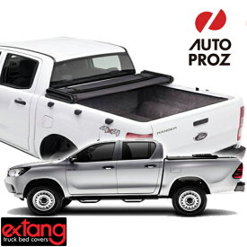 [US直輸入正規品]Extang (エクスタング) Trifecta2.0 トノカバートヨタ ハイラックス GUN125型適合 折りたたみ式トノカバー