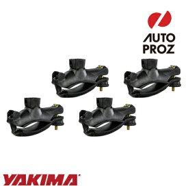 エントリーで最大P33.5倍 [YAKIMA 正規品] マイティマウント ※アタッチメント取付用アダプター ※4個セット エアロバー用