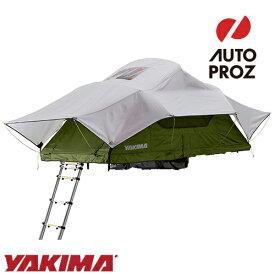 エントリーで最大P33.5倍 [YAKIMA 正規品] ルーフテント スカイライズ Mサイズ ルーフトップテント グリーン