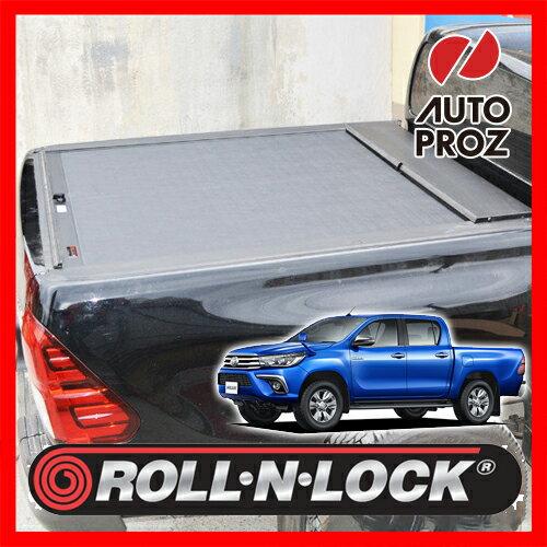 [Roll-N-Lock 正規品] トヨタ ハイラックス 新型 GUN125用 Mシリーズ シャッター式トノカバー