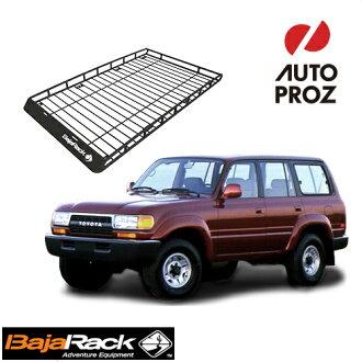 "Baja Rack Bachrach TOYOTA Toyota Land Cruiser land cruiser 80 series 1990-1997 ""Standard Basket Long Rack"" standard basket long racks (roof racks and roof basket)"