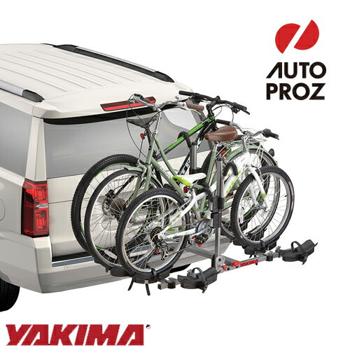 [YAKIMA 正規品] フォータイマー 4台積載 ※トランクヒッチ用バイクラック