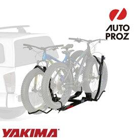 [YAKIMA 正規品] サイクルキャリア ホールドアップEVO 2台積載 50.8mm/2インチヒッチ角用 ※トランクヒッチ用バイクラック