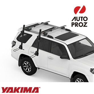 [YAKIMA regular article] showdown SUP/ kayak carrier