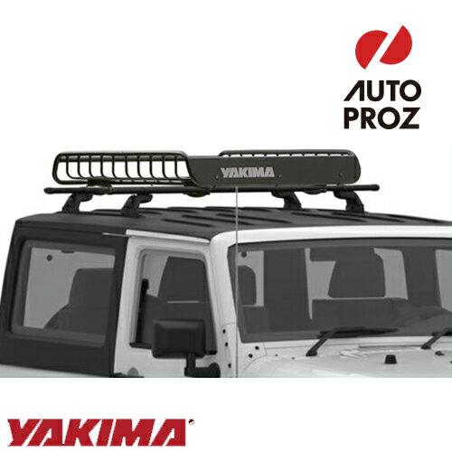 [YAKIMA 正規品] ロードウォーリアー ルーフラック/ルーフバスケット 112cm x 100cm x 16.5cm メーカー保証付