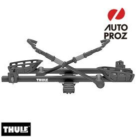 [THULE 正規品] T2 Pro XT 2 Bike ヒッチサイクルキャリア 2インチヒッチ角用 ブラック
