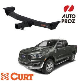 [CURT 正規品] フォード レンジャー 2019年式以降現行 ヒッチメンバー 2インチ角 メーカー保証付
