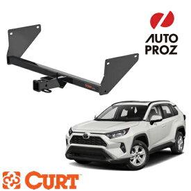 [CURT 正規品] トヨタ 新型RAV4 ヒッチメンバー 2インチ角 メーカー保証付