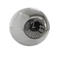 [ヒッチメンバーオプションパーツ]ヒッチボールボール直径:2インチ軸径:19ミリ