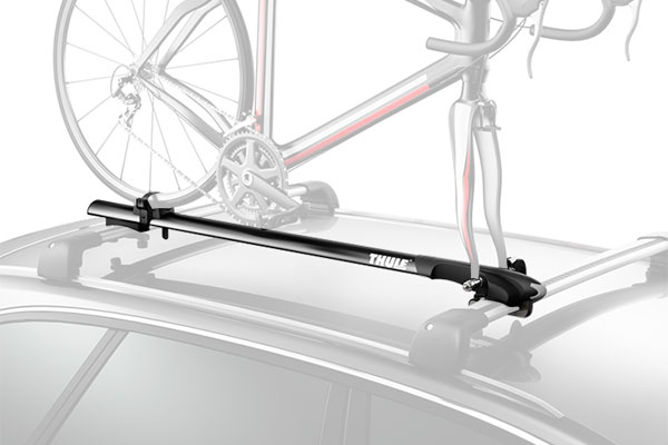 THULE Thule Roof Racks And Roof Carrier For Circuit Track Roof Mount Cycle  Carrier (bike Carriers And Bike Racks)