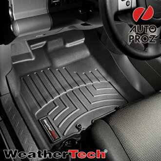 [Weathertech regular article] the black for the floor mat / floor liner first row left-hand drive-type for Acura TL 2009-2013 years