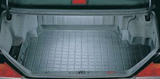 Mercedes-Benz (Mercedes-Benz) S420 1994-1999, WeatherTech cargo liner color: black cargo tray, cargo mat (rubber mat for luggage / trunk mats)