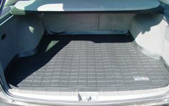 Saab 9-5 wagon 1999-2011, WeatherTech cargo liner color: black cargo tray, cargo mat (rubber mat for luggage / trunk mats)