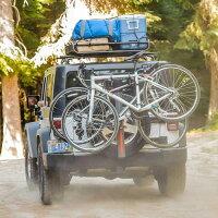 【正規輸入代理店】YAKIMAヤキマスペアライドバイクキャリアサイクルキャリア(バイクラック/自転車ラック)※自転車2台搭載・BMX等(05P27May16)