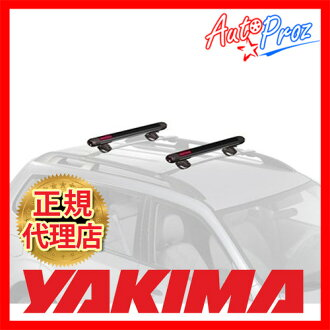 YAKIMA Yakima New Fat Cat 6 new fat cat 6 ruhmountskycarrier (crossbar mounting) * snowboard plate 4 / 6 pairs of skis can be stored.